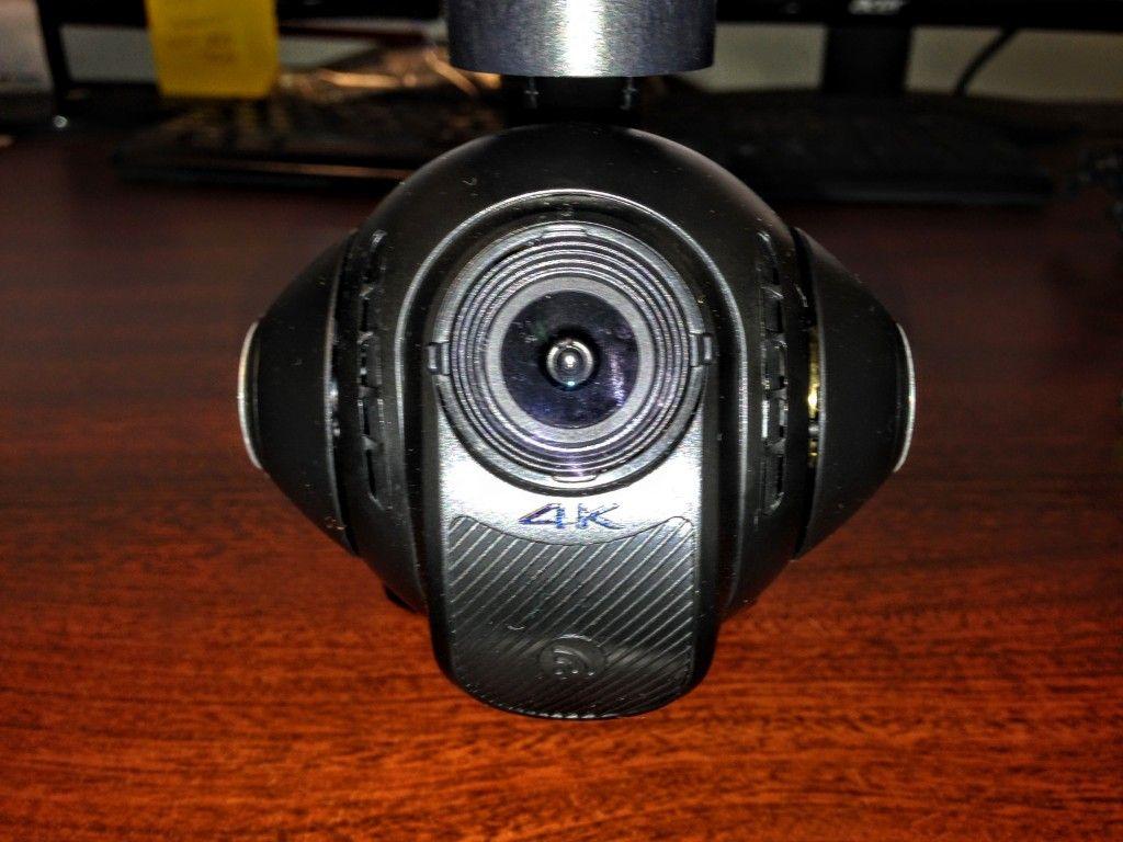 CGO3 Action Camera