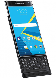BlackBerry Priv : Slide Qwerty Keyboard