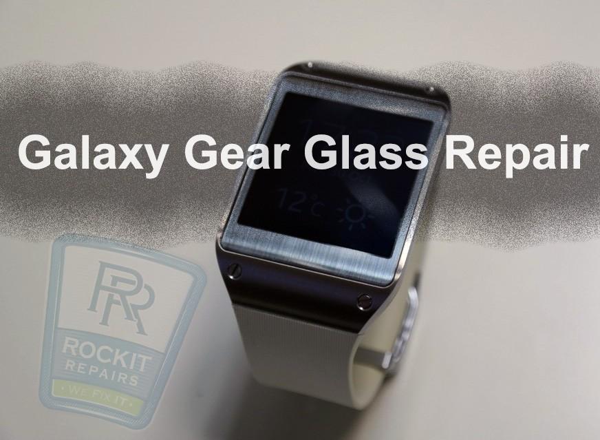Samsung Galaxy Gear Glass Repair Services