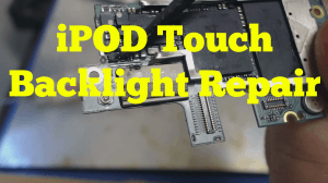ipod-touch-backlight-repair-service