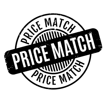 We price match our repairs