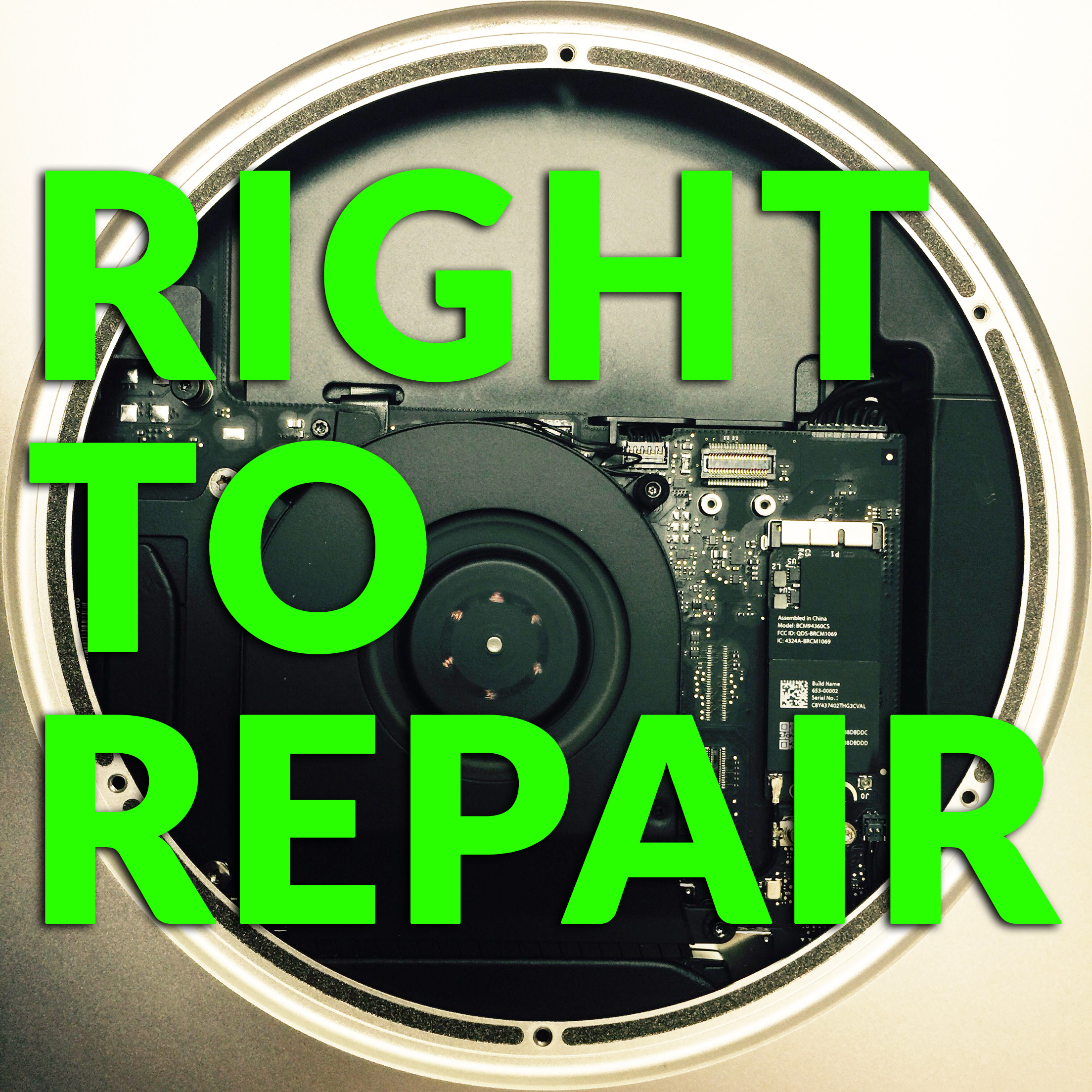 Right to repair your cell phones